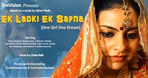 Ek Ladki Ek Sapna poster