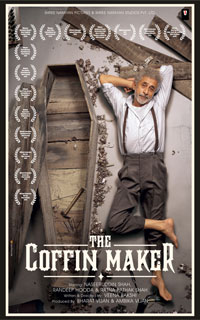The Coffin Maker Poster