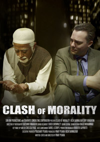 Clash of Morality poster