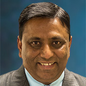 Dr. Sanjay Rai, Senior Vice President for Academic Affairs, Montgomery College